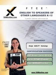 FTCE : English To Speakers of Other... Excellent Marketplace listings for  FTCE : English To Speakers of Other...  by Sharon Wynne starting as low as $3.00!