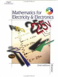 Mathematics for Electricity and Electronics - With CD Excellent Marketplace listings for  Mathematics for Electricity and Electronics - With CD  by Arthur Kramer starting as low as $1.99!