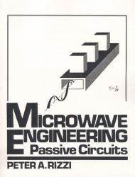 Microwave Engineering Excellent Marketplace listings for  Microwave Engineering  by Peter A. Rizzi starting as low as $42.10!