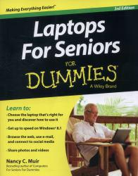 Laptops for Seniors for Dummies Excellent Marketplace listings for  Laptops for Seniors for Dummies  by Nancy C. Muir starting as low as $1.99!