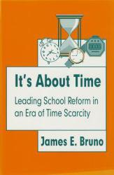 It's About Time Excellent Marketplace listings for  It's About Time  by James E. Bruno starting as low as $3.33!