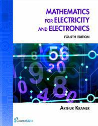 Mathematics for Electricity and Electronics Excellent Marketplace listings for  Mathematics for Electricity and Electronics  by Arthur D. Kramer starting as low as $77.71!