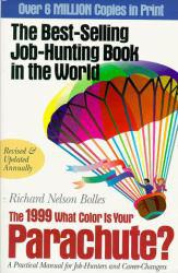 What Color Is Your Parachute? 1999 Excellent Marketplace listings for  What Color Is Your Parachute? 1999  by Bolles starting as low as $1.99!