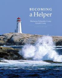 Becoming a Helper A digital copy of  Becoming a Helper  by Marianne Schneider Corey and Gerald Corey. Download is immediately available upon purchase!