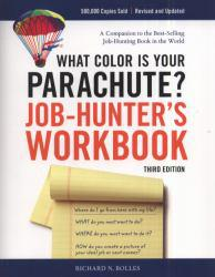 What Color Is Your Parachute?-Workbook Excellent Marketplace listings for  What Color Is Your Parachute?-Workbook  by Richard N. Bolles starting as low as $1.99!