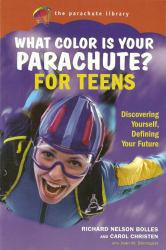 What Color Is Your Parachute? for Teens Excellent Marketplace listings for  What Color Is Your Parachute? for Teens  by Richard Nelson Bolles starting as low as $1.99!