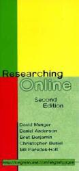 Researching Online Excellent Marketplace listings for  Researching Online  by David Munger starting as low as $4.93!