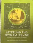 Modeling and Problem Solving (Custom) - Pearson Custom