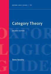 Category Theory Excellent Marketplace listings for  Category Theory  by Awodey steve starting as low as $44.37!