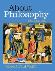 About Philosophy - With DVD Excellent Marketplace listings for  About Philosophy - With DVD  by Robert P Wolff starting as low as $1.99!