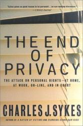 End of Privacy Excellent Marketplace listings for  End of Privacy  by Charles Sykes starting as low as $1.99!