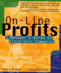 Online Profits Excellent Marketplace listings for  Online Profits  by Peter G. W. Keen and Craigg Ballance starting as low as $2.97!