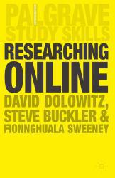 Researching Online Excellent Marketplace listings for  Researching Online  by David Dolowitz starting as low as $1.99!