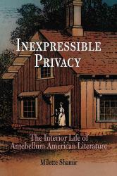 Inexpressible Privacy Excellent Marketplace listings for  Inexpressible Privacy  by Shamir starting as low as $17.38!