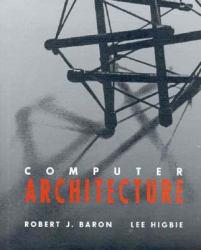 Computer Architecture Excellent Marketplace listings for  Computer Architecture  by Baron starting as low as $1.99!