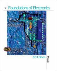 Foundations of Electronics Excellent Marketplace listings for  Foundations of Electronics  by Russell L. Meade starting as low as $2.70!