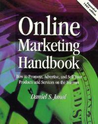 Online Marketing Handbook Excellent Marketplace listings for  Online Marketing Handbook  by Janal starting as low as $22.98!