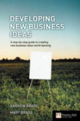Developing New Business Ideas Excellent Marketplace listings for  Developing New Business Ideas  by Andrew Bragg starting as low as $35.06!
