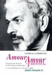 Amour Amour Excellent Marketplace listings for  Amour Amour  by Andreas Embiricos starting as low as $3.00!