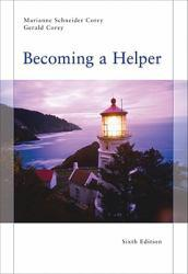 Becoming a Helper A digital copy of  Becoming a Helper  by Marianne Schneider Corey. Download is immediately available upon purchase!