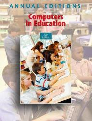 Computers in Education Excellent Marketplace listings for  Computers in Education  by Annual Editions starting as low as $2.52!