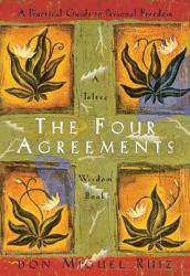 Four Agreements (A Toltec Wisdom Book) A hand-inspected Used copy of  Four Agreements (A Toltec Wisdom Book)  by Don Miguel Ruiz. Ships directly from Textbooks.com