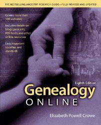 Genealogy Online Excellent Marketplace listings for  Genealogy Online  by Elizabeth Powell Crowe starting as low as $1.99!