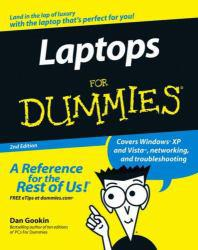Laptops for Dummies Excellent Marketplace listings for  Laptops for Dummies  by Gookin starting as low as $1.99!