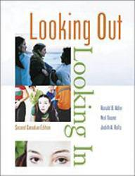 Looking out / Looking in (Canadian) Excellent Marketplace listings for  Looking out / Looking in (Canadian)  by Ron Adler, Neil Towne and Judith A. Rolls starting as low as $1.99!