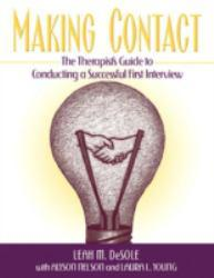 Making Contact Excellent Marketplace listings for  Making Contact  by Leah DeSole starting as low as $6.49!