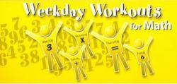 Weekday Workouts for Math (Grade 5) Excellent Marketplace listings for  Weekday Workouts for Math (Grade 5)  by Devine starting as low as $2.88!