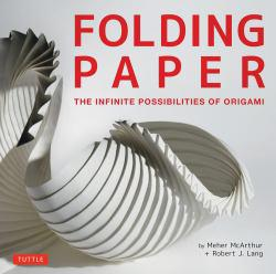Folding Paper Excellent Marketplace listings for  Folding Paper  by Meher McArthur and Robert J. Lang starting as low as $5.85!