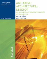 AutoDESK Architectural Desktop - With CD Excellent Marketplace listings for  AutoDESK Architectural Desktop - With CD  by Aubin starting as low as $5.35!