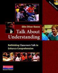 Talk About Understanding-With Dvd A hand-inspected Used copy of  Talk About Understanding-With Dvd  by Ellin Oliver Keene. Ships directly from Textbooks.com