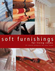 Soft Furnishings for Living Rooms : 25 Classic Projects for Your Home Excellent Marketplace listings for  Soft Furnishings for Living Rooms : 25 Classic Projects for Your Home  by Miriam Coe starting as low as $1.99!