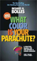 WHAT COLOR IS YOUR PARACHUTE? 2000 Excellent Marketplace listings for  WHAT COLOR IS YOUR PARACHUTE? 2000  by RICHARD NELSON starting as low as $1.99!