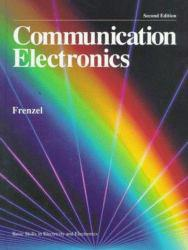 Communication Electronics Excellent Marketplace listings for  Communication Electronics  by Louis E. Jr. Frenzel starting as low as $1.99!