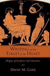 Writing on the Tablet Excellent Marketplace listings for  Writing on the Tablet  by David McLain Carr starting as low as $30.69!