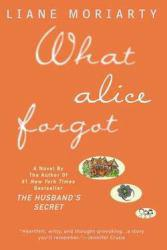 What Alice Forgot Excellent Marketplace listings for  What Alice Forgot  by Moriarty starting as low as $1.99!