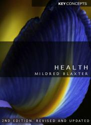 Health Excellent Marketplace listings for  Health  by Mildred Blaxter starting as low as $8.32!