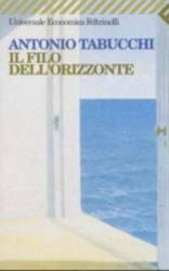 Il Filo Dell 'orizzonte Excellent Marketplace listings for  Il Filo Dell 'orizzonte  by Tabucchi starting as low as $1.99!