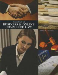 Essent. of Business Law and Online Commerce Law (Custom) Excellent Marketplace listings for  Essent. of Business Law and Online Commerce Law (Custom)  by Cheese starting as low as $24.95!