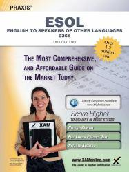 Praxis English To Speakers of Other... Excellent Marketplace listings for  Praxis English To Speakers of Other...  by Sharon A. Wynne starting as low as $25.00!