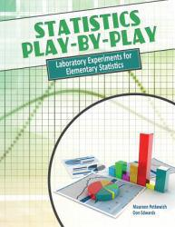 Statistics Play-by-Play Excellent Marketplace listings for  Statistics Play-by-Play  by Petkewich starting as low as $93.46!