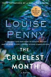 Cruelest Month Excellent Marketplace listings for  Cruelest Month  by Louise Penny starting as low as $8.95!