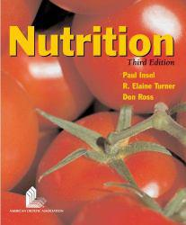 Nutrition Excellent Marketplace listings for  Nutrition  by Paul Insel, R. Elaine Turner and Don Ross starting as low as $1.99!