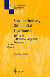 Solving Ordinary Differential Equations Excellent Marketplace listings for  Solving Ordinary Differential Equations  by Stoer starting as low as $44.28!