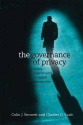 Governance of Privacy Excellent Marketplace listings for  Governance of Privacy  by Bennett starting as low as $27.26!