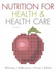 Nutrition for Health and Health Care Excellent Marketplace listings for  Nutrition for Health and Health Care  by Ellie Whitney starting as low as $1.99!