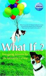 What if? Excellent Marketplace listings for  What if?  by Marshall Brain starting as low as $1.99!